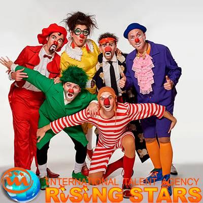 Clown Group 106492