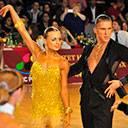 Ballroom Couple 107648
