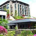 Famous Spa Resort In Japan
