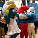 Smurfs Cartoon Character Show